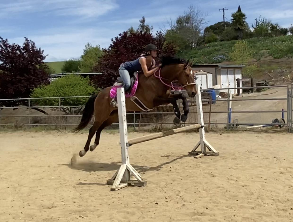 Elijah Jumping