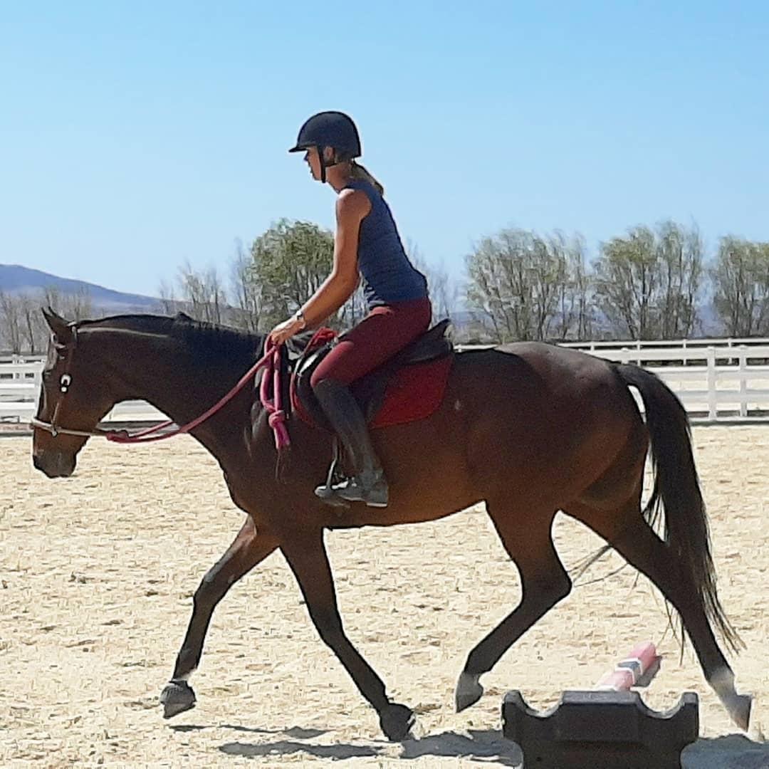 Riding Elijah